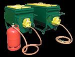 Bitumenkocher PRIMAT 250